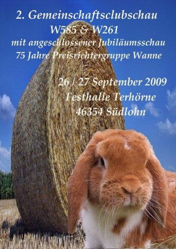 Siegerliste Preisrichtergruppe – Wanne - zwergwidder-hoelter.de
