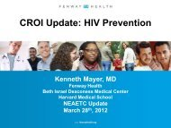 to download the slides - New England AIDS Education and Training ...