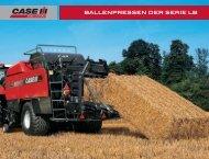 Download LB Ballenpresse Broschüre - Case IH