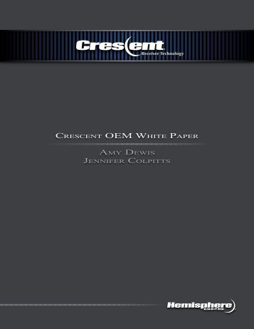 Crescent OEM White Paper.indd