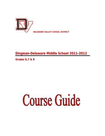 2011-2012 - Delaware Valley School District