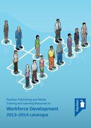 Workforce Development Catalogue - Pavilion Imprint
