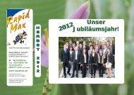 Herbst 2012 - RapidMax GmbH