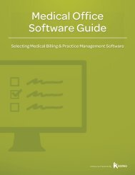 Medical Office Software Guide