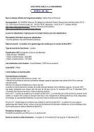n°2013-49 / BJ Location et gardiennage des ... - Aix-en-Provence