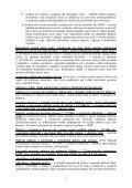Příloha č. 2 - Doklady požadované k Rozhodnutí o poskytnutí dotace a - Page 2