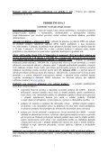 Příloha č. 2 - Doklady požadované k Rozhodnutí o poskytnutí dotace a - Page 6