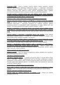 Příloha č. 2 - Doklady požadované k Rozhodnutí o poskytnutí dotace a - Page 7