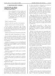 I. DISPOSICIÓNS XERAIS - Instituto Galego de Vivenda e Solo
