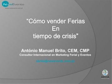 Como vender ferias en tiempo de crisis.pdf - Afida