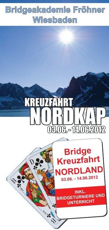 NORDKAP - Bridgeakademie Fröhner