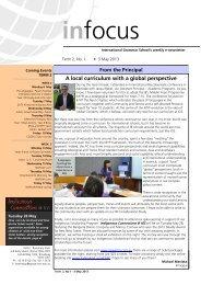 InFocus 3 May_v2.pub - International Grammar School