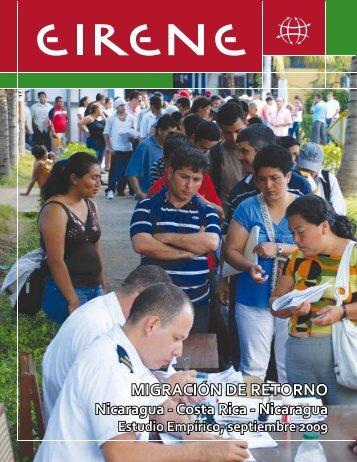 Estudio migracion de retorno - UPNFM