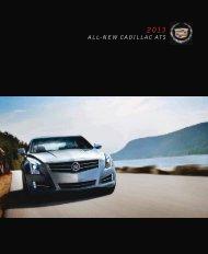 2013 Cadillac ATS - eCarList