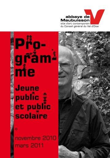 Marcel Dinahet-brochure jeune public - IEN Sannois