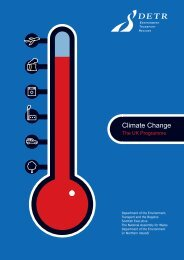Climate Change - The UK Programme