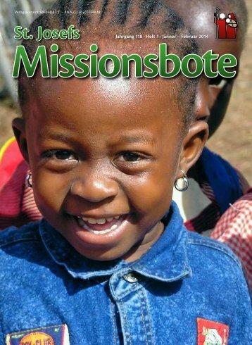 St. Josefs - The Mill Hill Missionaries