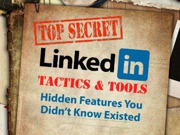secret-linkedin-tactics