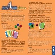 Spielidee und Spielziel Spielmaterial Spielvorbereitung Spielablauf ...