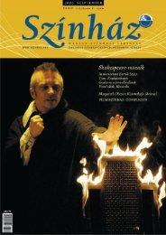 2006. szeptember - Színház.net