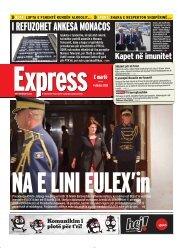 """""""Bukoshi, Tolaj dhe të tjerët"""" është mbajtur me ... - Gazeta Express"""