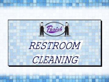 Powerful natural cleaning parish supply Housekeeping bathroom cleaning procedure