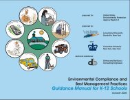 Guidance Manual for K-12 Schools - Environmental Health & Safety ...