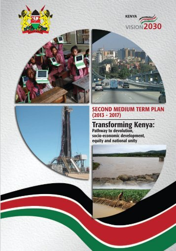 1) Second Medium Term Plan 2013 - 2017