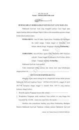 P U T U S A N Nomor : 55/Pdt.G/2013/MS-Aceh DEMI KEADILAN ...