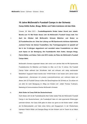Mcdonaldsch Magazine