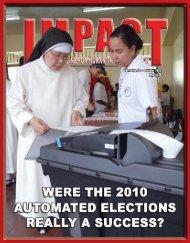 Php 70.00 Vol. 46 No. 10 • October 2012 - IMPACT Magazine Online!