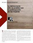 mujeres y equidad - Ediciones Universitarias - Page 6