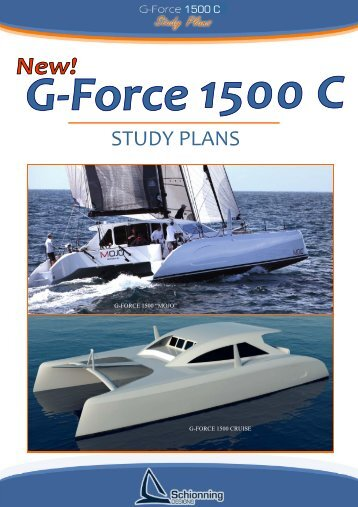 G-Force 1500C Study Plans - Schionning Designs