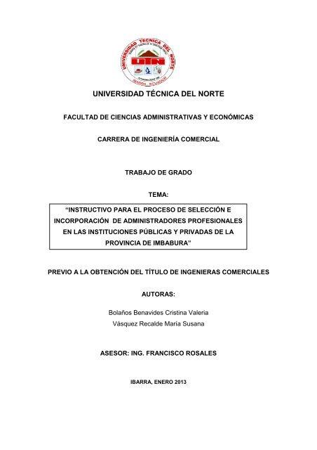 RESUMEN EJECUTIVO.pdf - Repositorio UTN