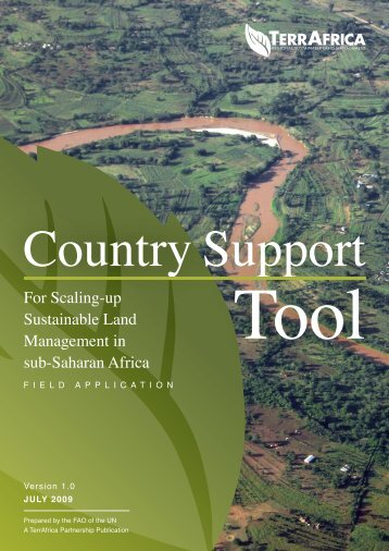 country Support Tool - CAADP