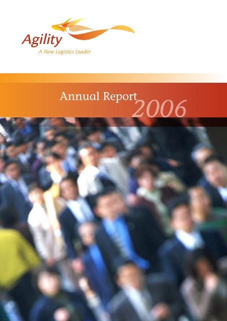 Agility Annual Report 2006