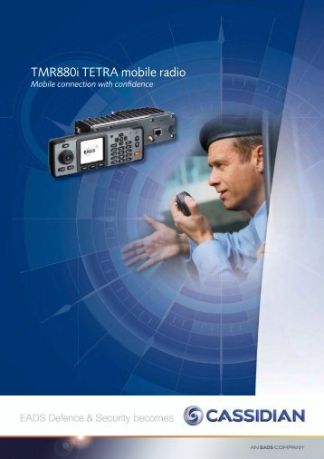 TMR880i datasheet