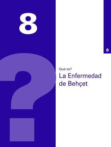 La Enfermedad de Behçet - Asociación Española de la Enfermedad ...