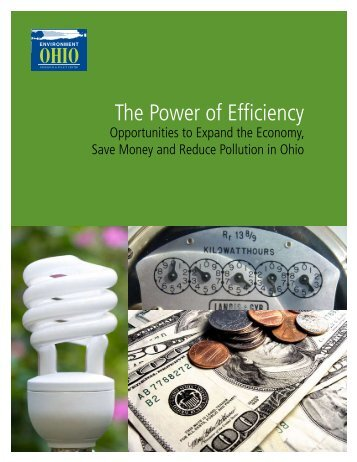 Download OH-Power-of-Efficiency-text--cover.pdf - Frontier Group