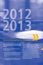 Kalender 2013 - DGGO