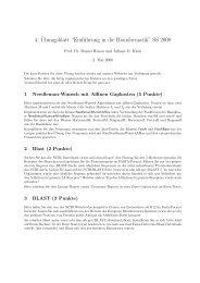 Aufgabenblatt 4