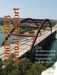 phd ReCipients - Department of Civil Engineering - The University of ...