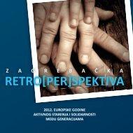 Zagrebačka Retro(per)spektiva - Zagreb.hr