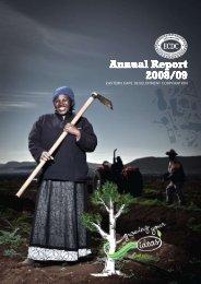 Full Annual Report 2008/9 - Eastern Cape Development Corporation