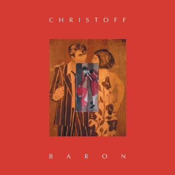 Carton d'invitation (PDF) - Christoff Baron