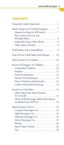 BUYING A SAFER CAR - SaferCar.gov - Page 3