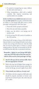 BUYING A SAFER CAR - SaferCar.gov - Page 5