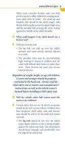 BUYING A SAFER CAR - SaferCar.gov - Page 6