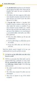 BUYING A SAFER CAR - SaferCar.gov - Page 7