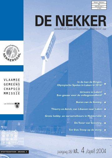 201007151336_De Nekker april 2004.pdf - Laken-Ingezoomd.be